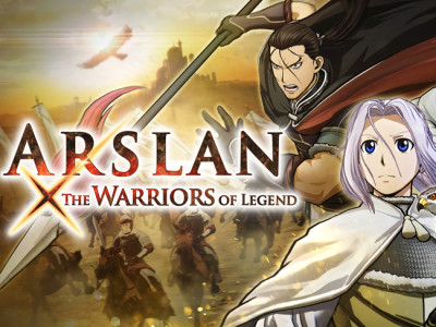 Arslan: the Warriors of Legend ya a la venta