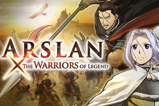 Arslan: the Warriors of Legend ya a la venta