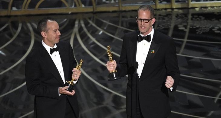 'Del revés', premio a la mejor cinta de animación