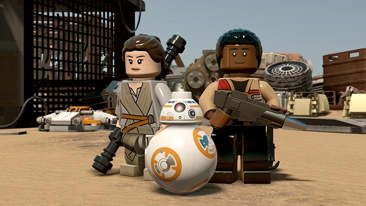 Lego Star Wars El Desperta de la Fuerza
