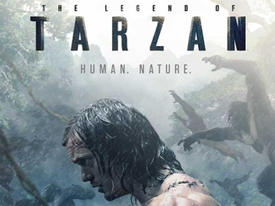 The Legend of Tarzan destacada