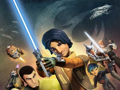 Star Wars Rebels destacada