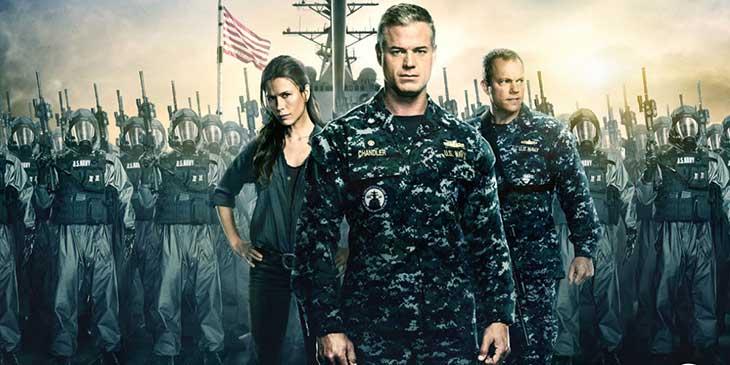 Una imagen de The Last Ship
