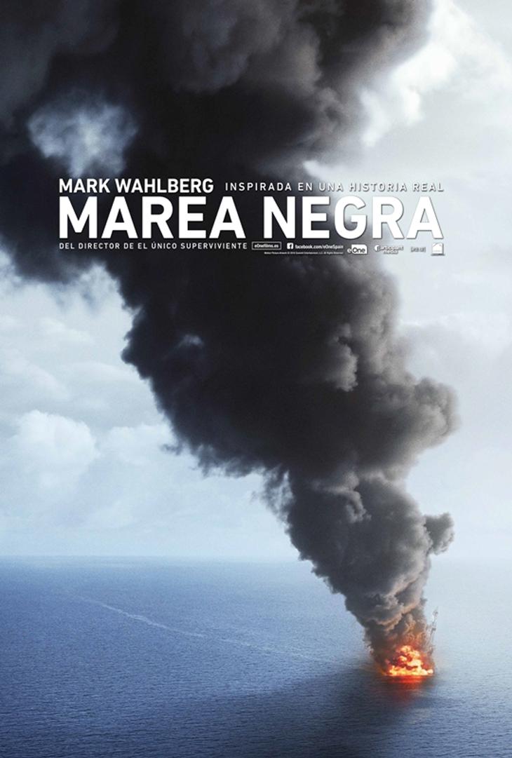 Tráiler y el teaser poster de 'Marea negra'