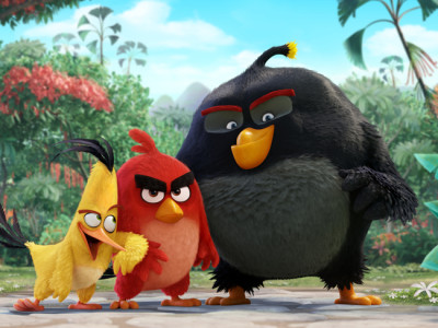 Tráiler y cartel definitivos de 'Angry birds, la película'