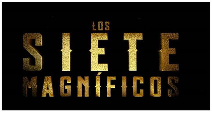 Logo de Los Siete Magníficos