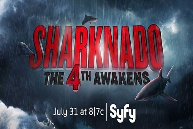 Sharknado 4 destacada