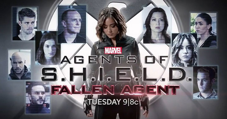 Agentes de S.H.I.E.L.D. CIVIL WAR