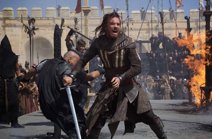 'Assassin's Creed' promete un derroche de acción