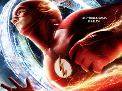 The Flash póster de Invincible destacada