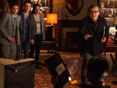 'Pesadillas', protagonizada por Jack Black en DVD y Blu-ray, Blu-ray 3D y en alquiler y venta digital el 25 de mayo