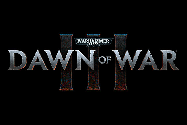 Dawn of War III logo