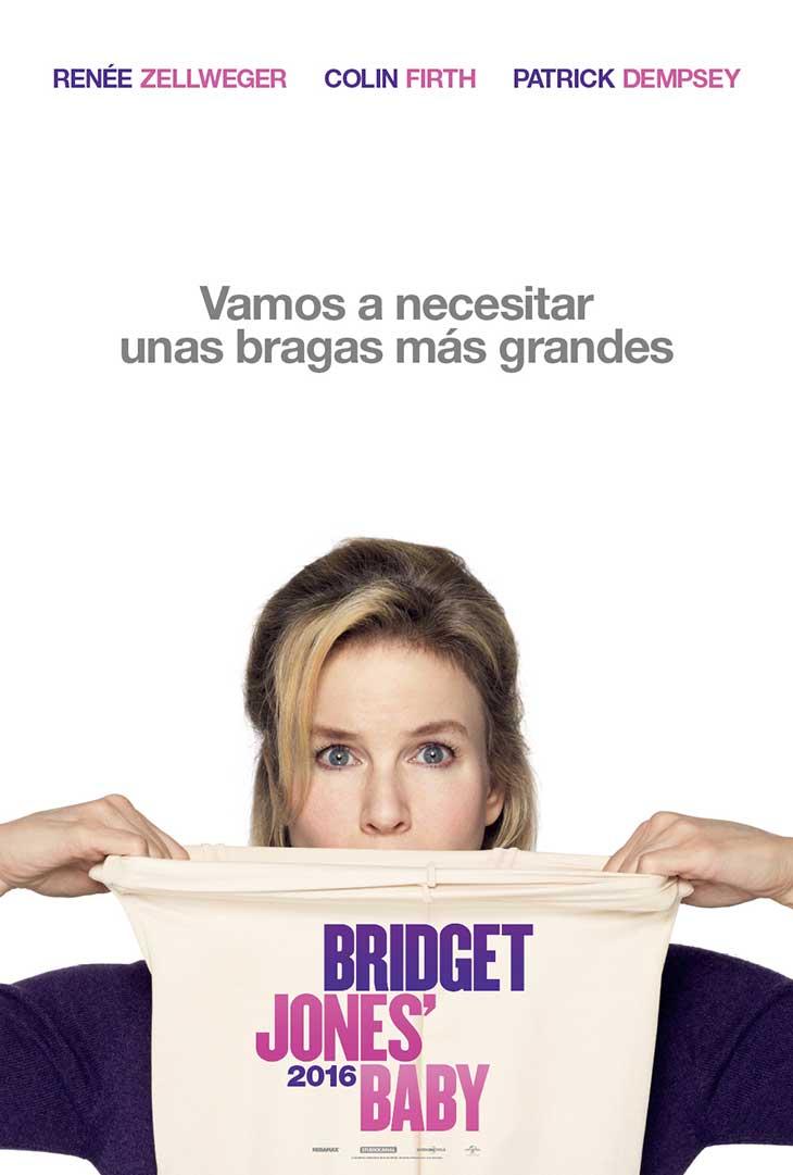 Póster de Bridget Jones` Baby