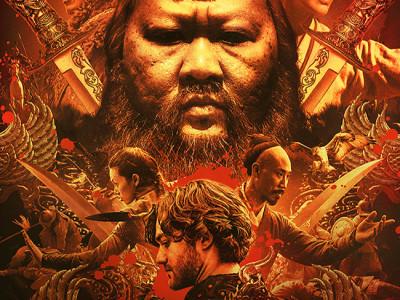 Póster de la segunda temporada de Marco Polo destacada