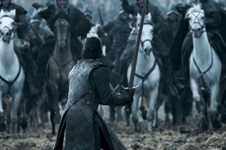 Una imagen de Battle of The Bastards