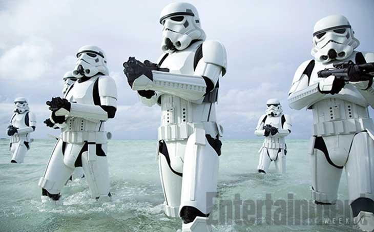 Otra nueva imagen de Star Wars: Rogue One