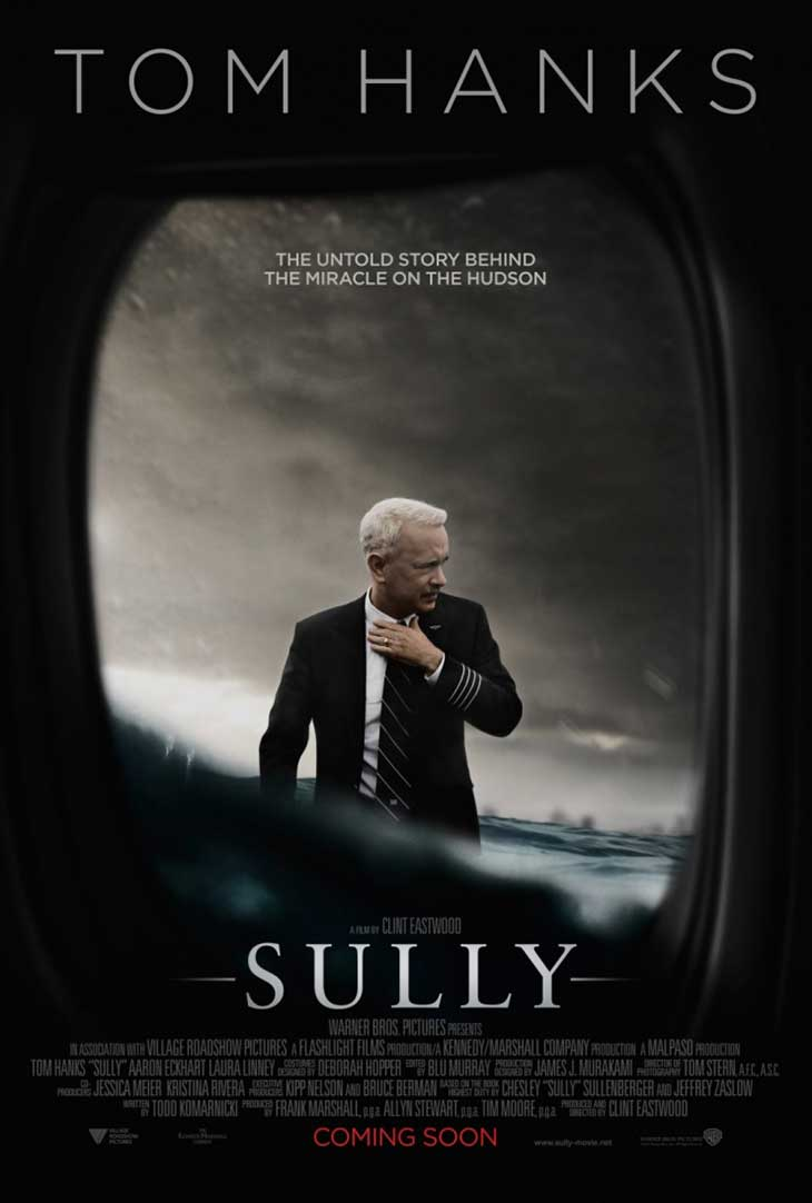 Póster de Sully