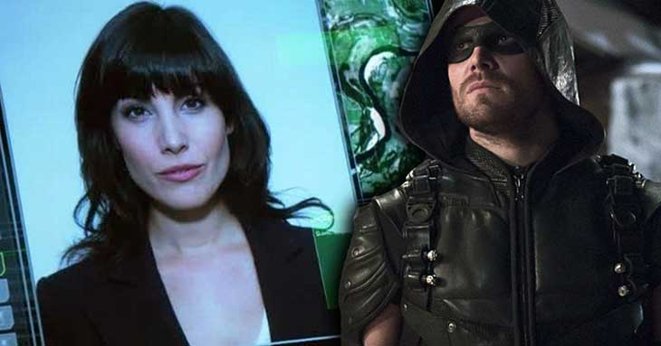Carly Pope se une a Arrow