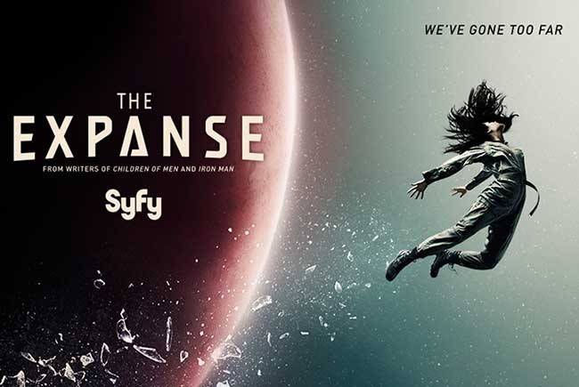 The Expanse destacada