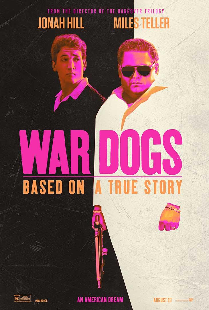 Póster de War Dogs
