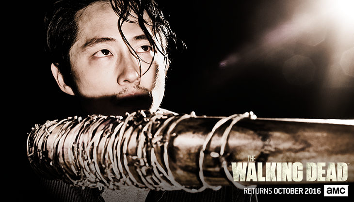 Glenn se enfrenta (otra vez) a la muerte en 'The walking dead'