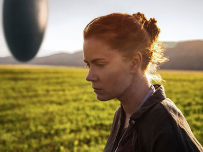 Amy Adams en Arrival destacada