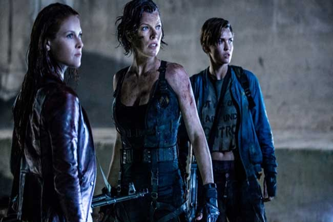 Primera imagen de Resident Evil: The Final Chapter destacada