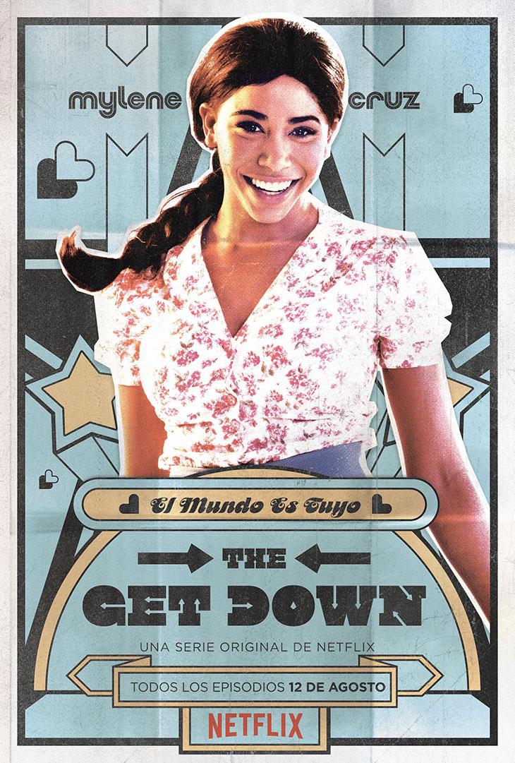 Póster de The Get Down