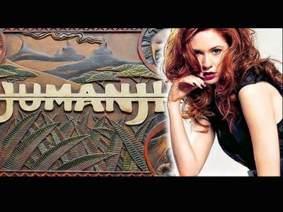 Karen Gillan se une al reparto de 'Jumanji' destacada