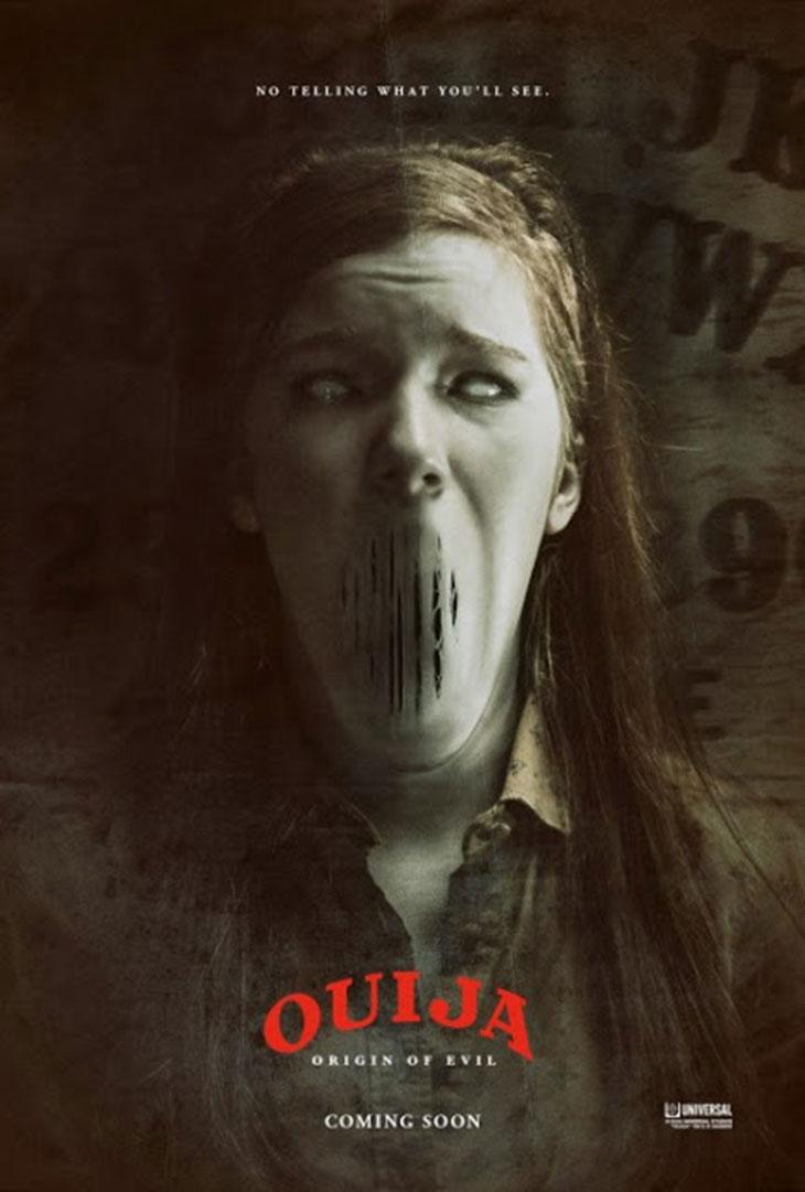Póster de  'Ouija: el origen del mal'