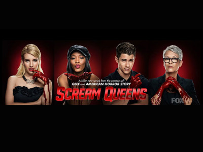 Los protagonistas de Scream Queens destacada