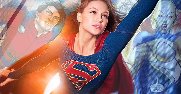 Nuevos fichajes de la segunda temporada de Supergirl