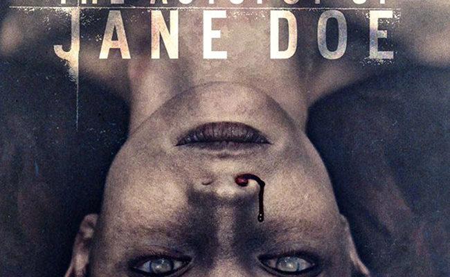 Póster de The Autopsy of Jane Doe destacada