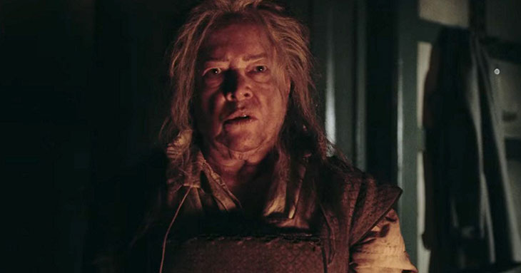 Kathy Bates en American Horror Story: My Roanoke Nightmare