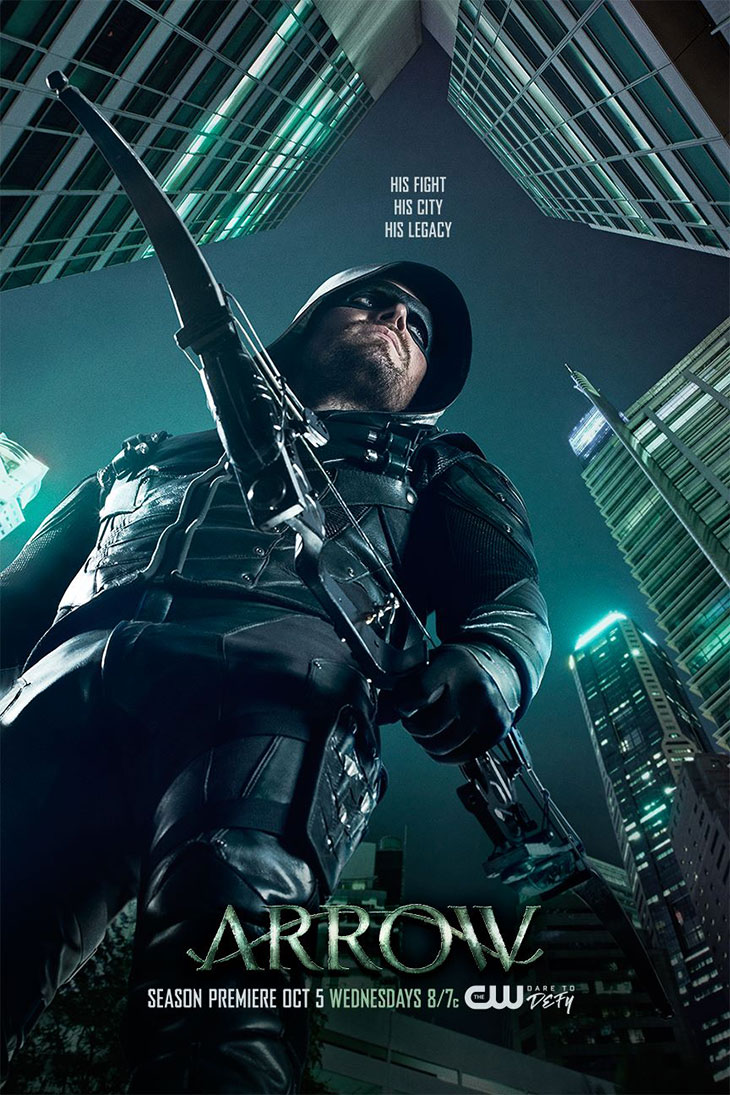 Póster de Arrow