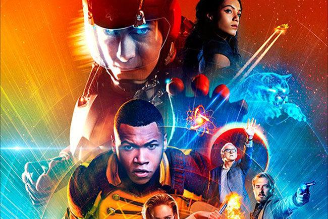 póster de la segunda temporada de 'Legends of tomorrow' destacada