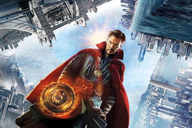 nuevo póster de 'Doctor Extraño' destacada