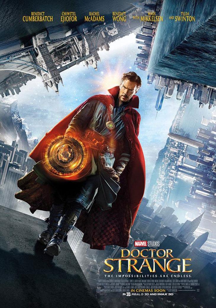 nuevo póster de 'Doctor Extraño'