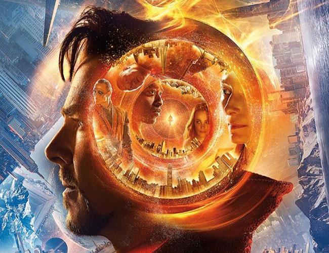 Póster IMAX de Doctor Extraño (Doctor Strange) destacada