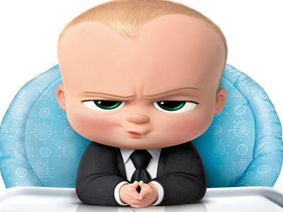 Póster de El bebé jefazo destacada