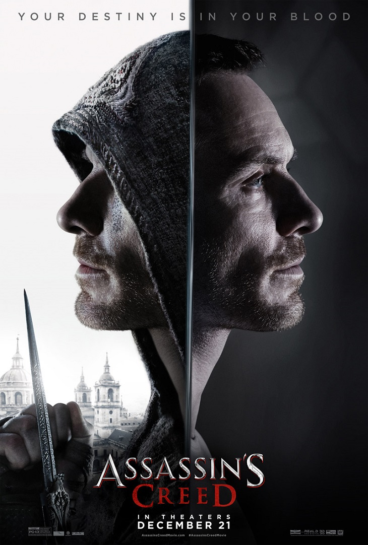 Póster de 'Assasin's Creed'