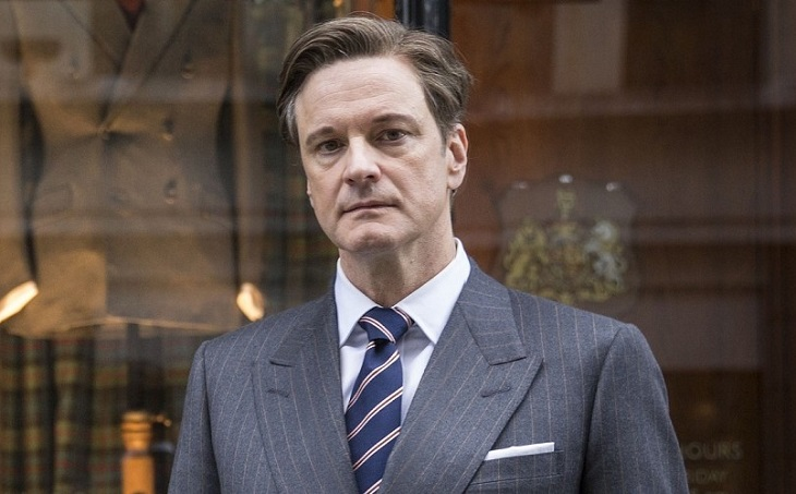 Colin Firth se suma a 'Mary Poppins Returns'