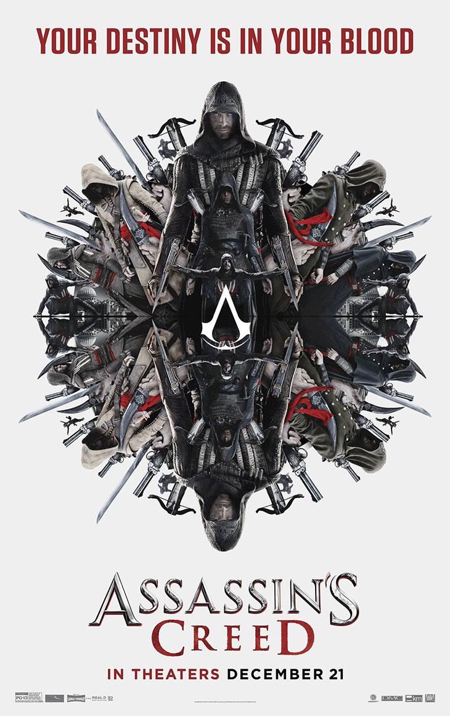 Nuevo póster de 'Assasin`s Creed'
