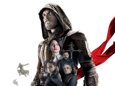 Nuevo póster internacional de 'Assasin`s Creed' destacada