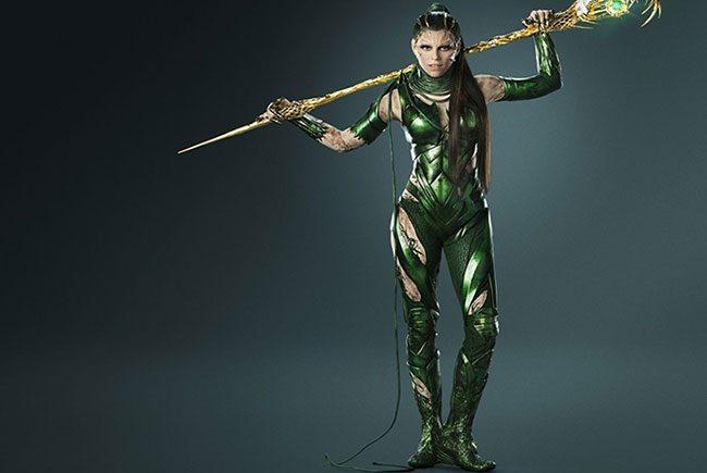Nueva imagen de Rita Repulsa en Power Rangers destacada