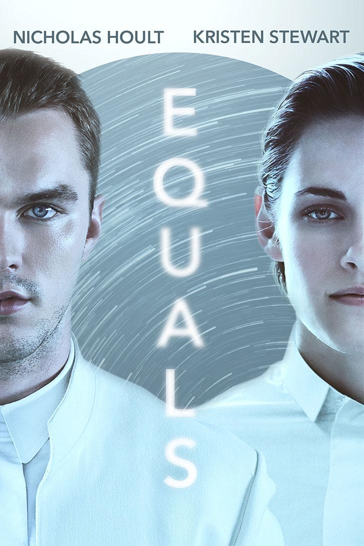 Póster de Equals
