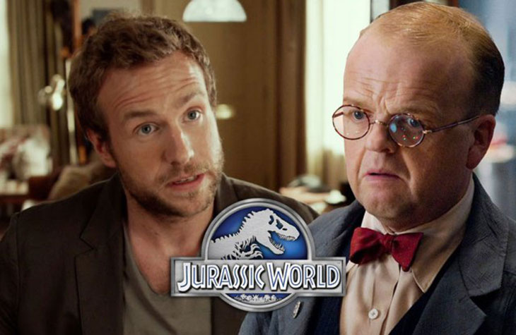 Rafe Spall y Toby Jones se unen a Jurassic World 2