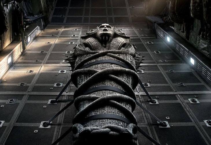 Primer tráiler en español de 'La momia' ¡y en HD!