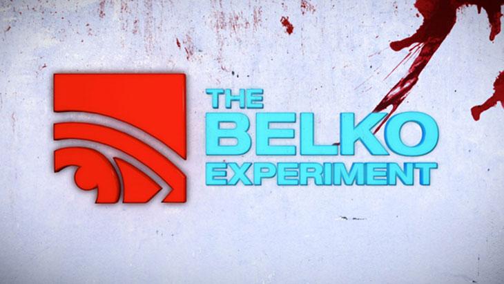Logo promocional de 'The Belko Experiment'