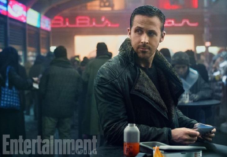 Ryan Gosling protagonista de 'Blade Runner 2049'